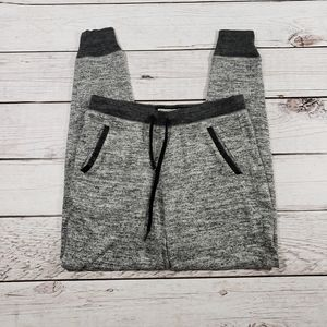 Abercrombie and Fitch xsmall Gray joggers soft